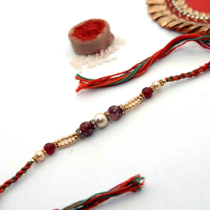 Handcrafted Rakhi Thread