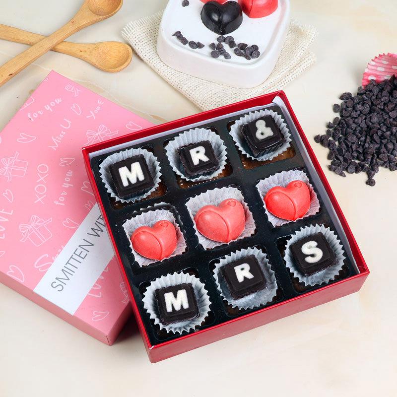 Handmade Chocolates For Couple