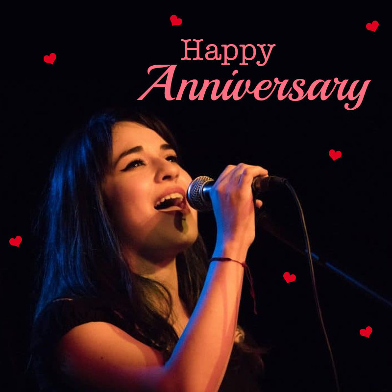 Anniversary Songs by Singer