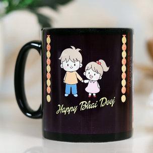 Happy Bhai Dooj Mug