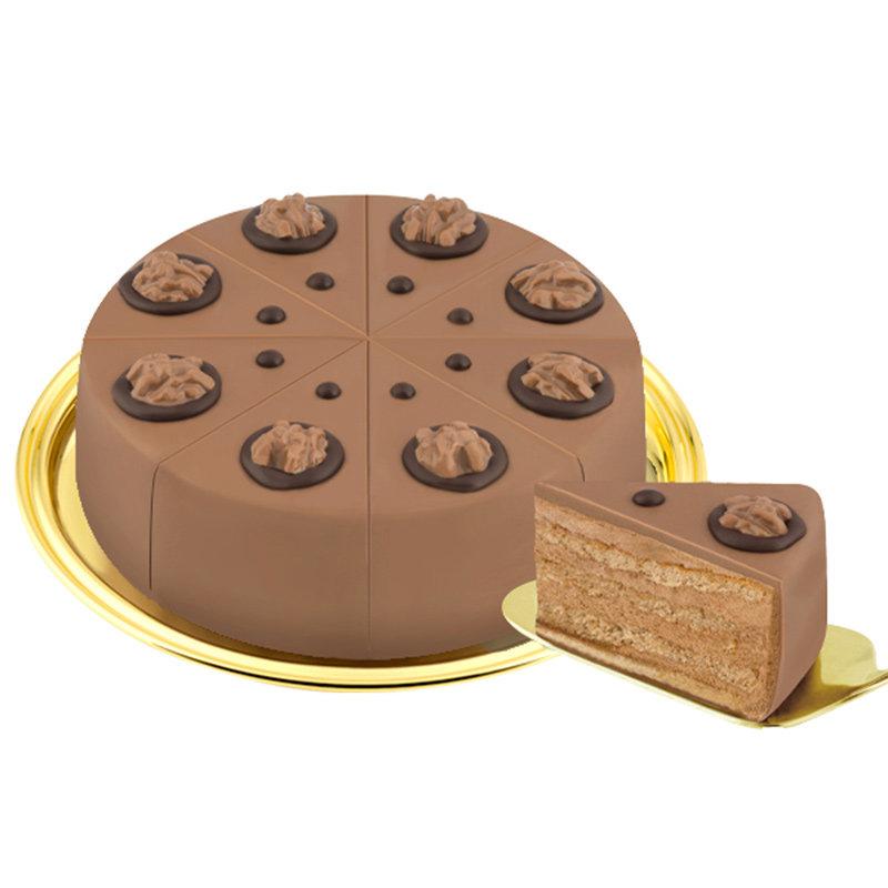 Hazelnut Florence Style Cake