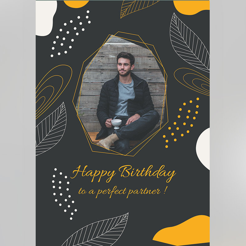 Happy Birthday E-Cards For Your Life Partner