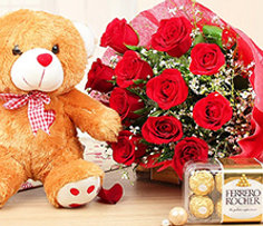 Valentines' Day Combo Gifts
