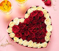 Valentine's Day Flower