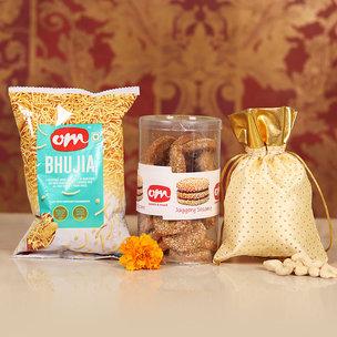 Healthy Bhujia Combo - Diwali Gift