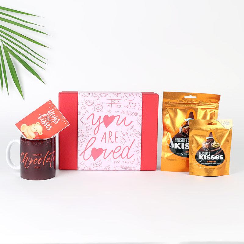 Heart Filled Love Gift Combo