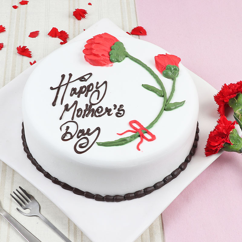 Heart-Melting Mothers Day Cake