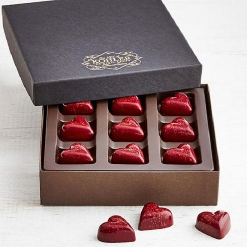 Hearty Dark Chocolate