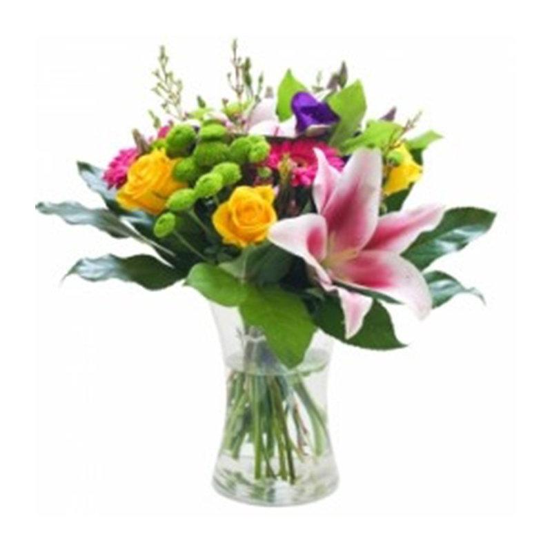 Hearty Flower Gift