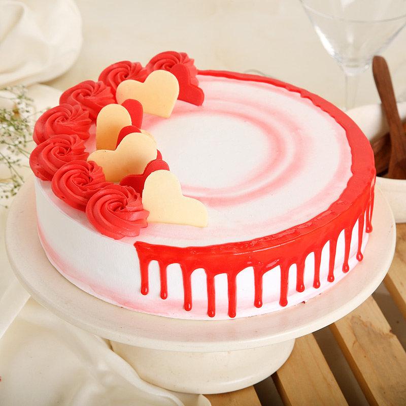 Heavenly Red Velvet Cake