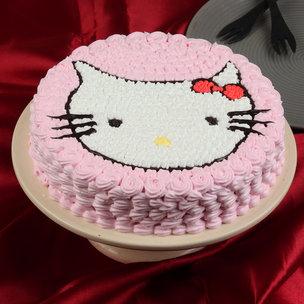 Hello Kitty Designer Cake
