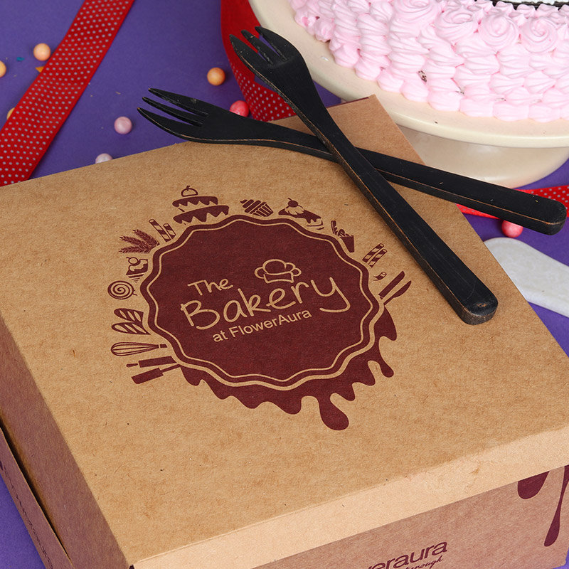 Hello Kitty Designer Cake in Box