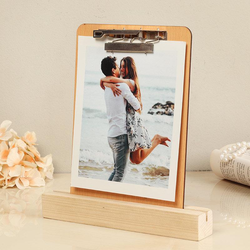 Hold It Like Memories - Personalised Photo Holder