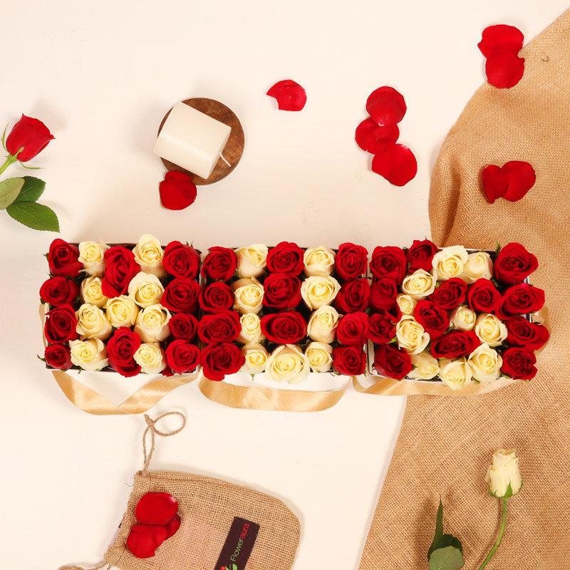 Hug Day Valentine Special Flowers