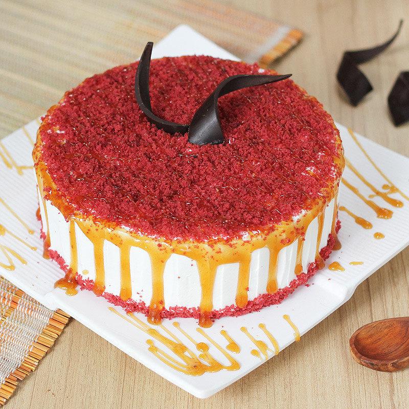 Order Online Velvety Affair Cake