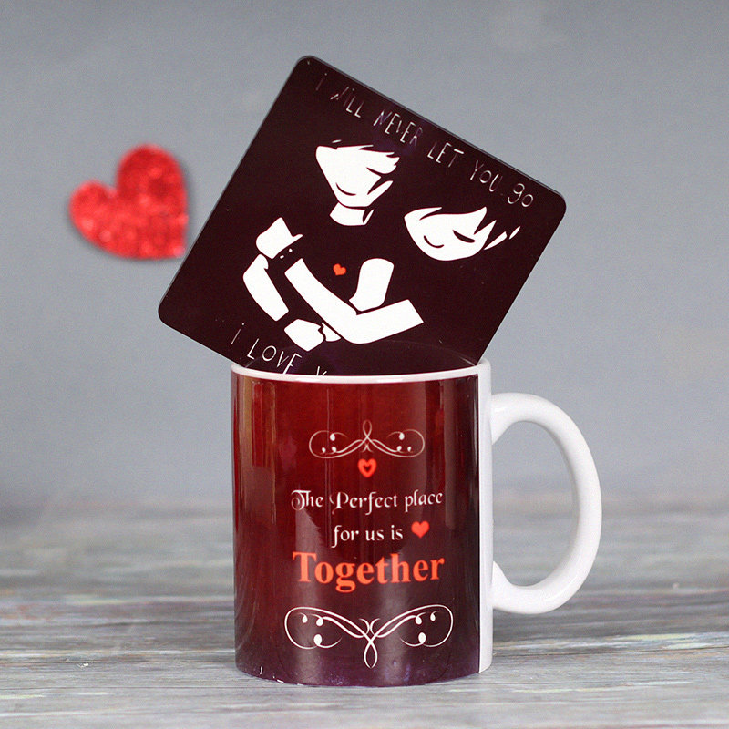 I Love You Personalised Valentine Combos Gift