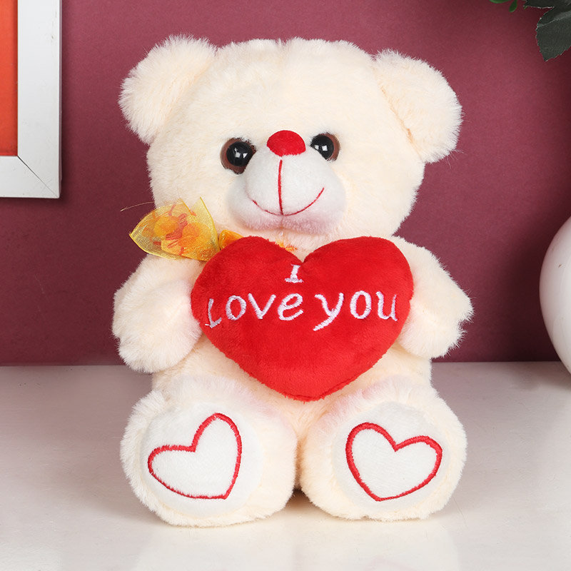 I Love You Teddy For Valentine Day