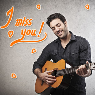 Say I Miss You With Guitar Play