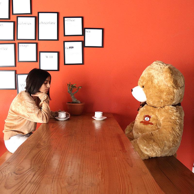 Teddy Day Gift - I Miss You valentines Teddy Bear
