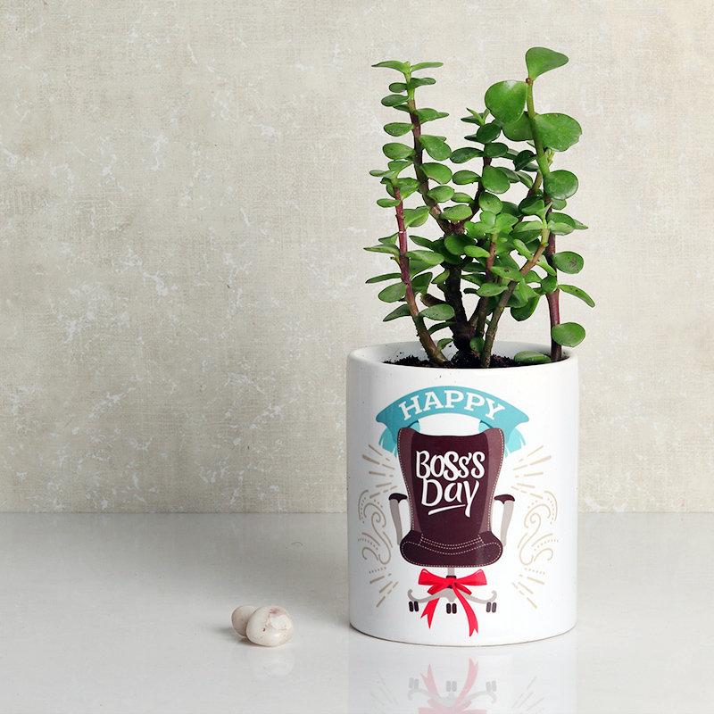 Jade Personalised Mug Vase