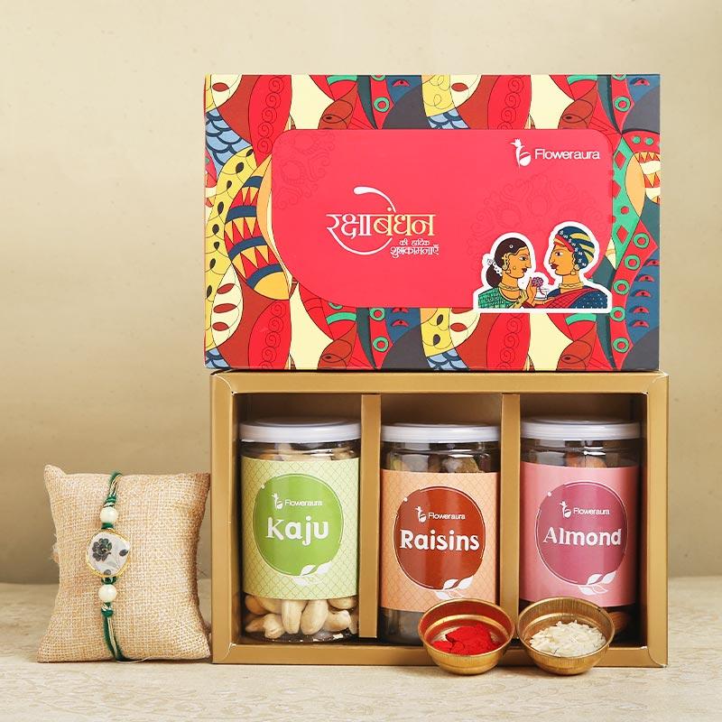 Jar Of Love Rakhi Box
