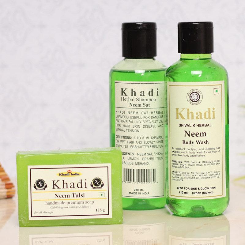 Khadi Neem Products