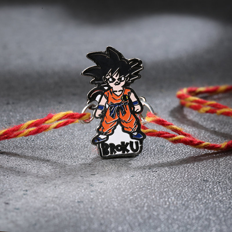 Dragon Ballz Rakhi