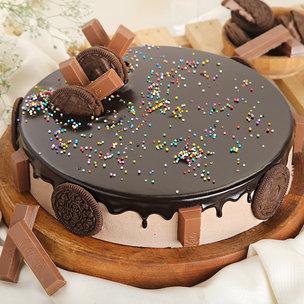 Kitkat Oreo Wonder Cake