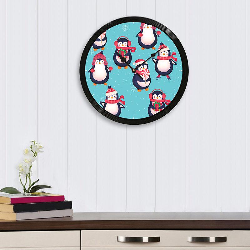 Kiwi Designed Wall Clock