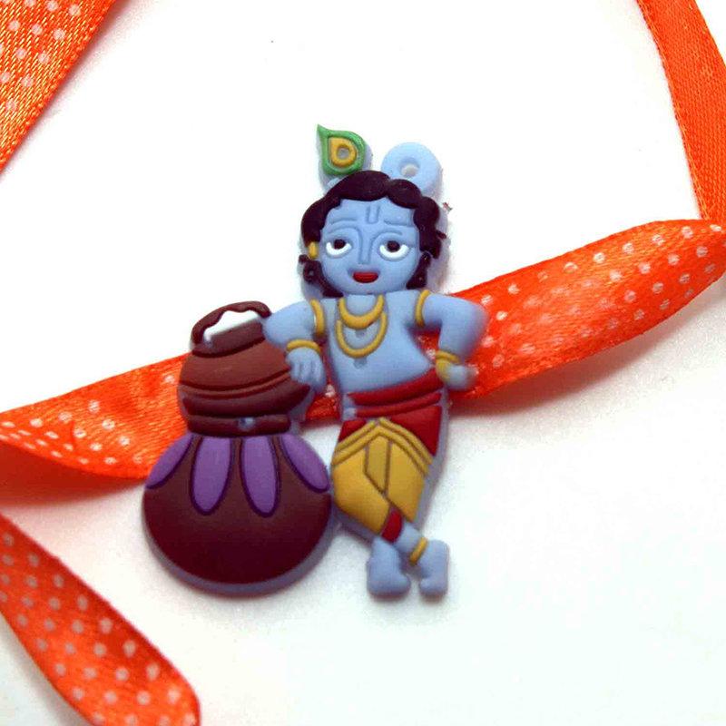 Krishna Rakhi Rocher Combo