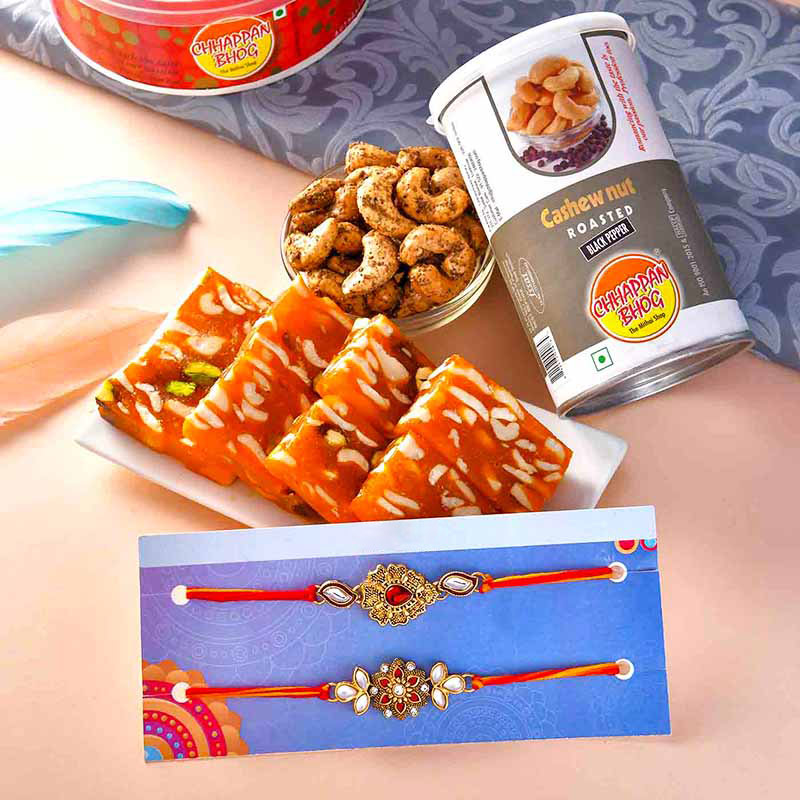 Kundan Rakhis N Deliciousness