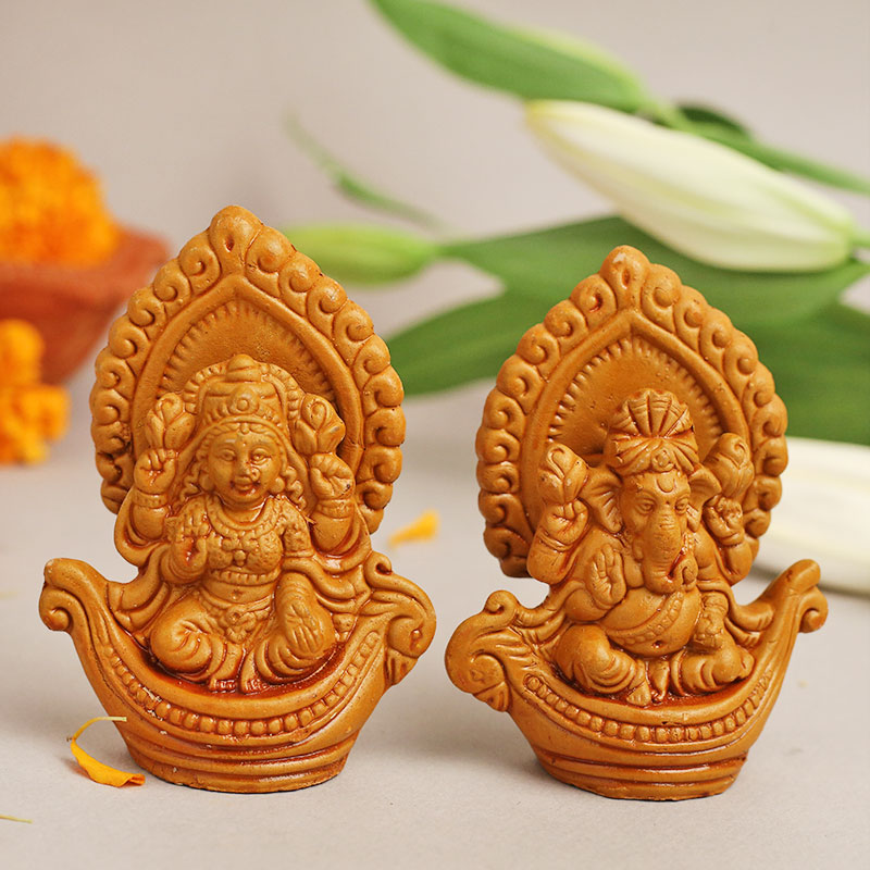 Lakshmi Ganesh Idols