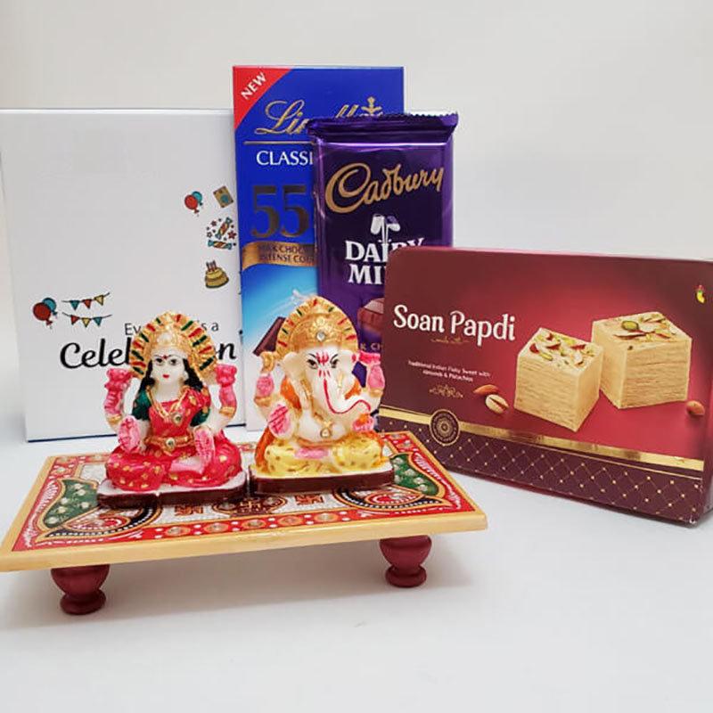Lakshmi Ganesha Gift Pack
