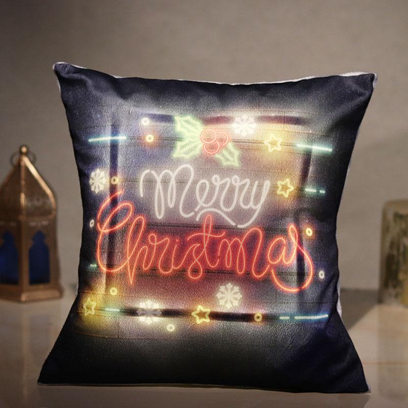 LED Cushion for Christmas