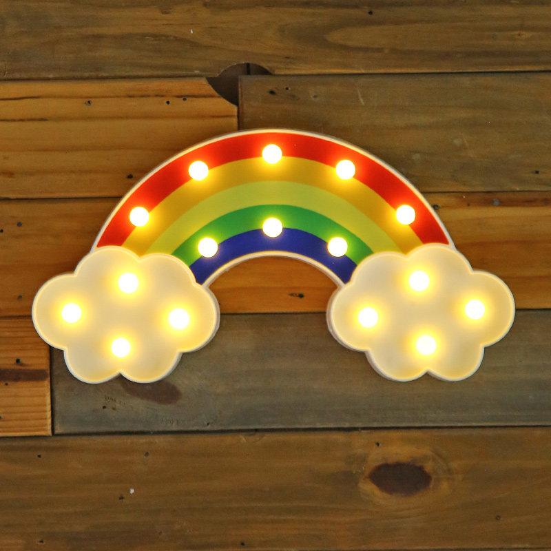 Led Rainbow Decor