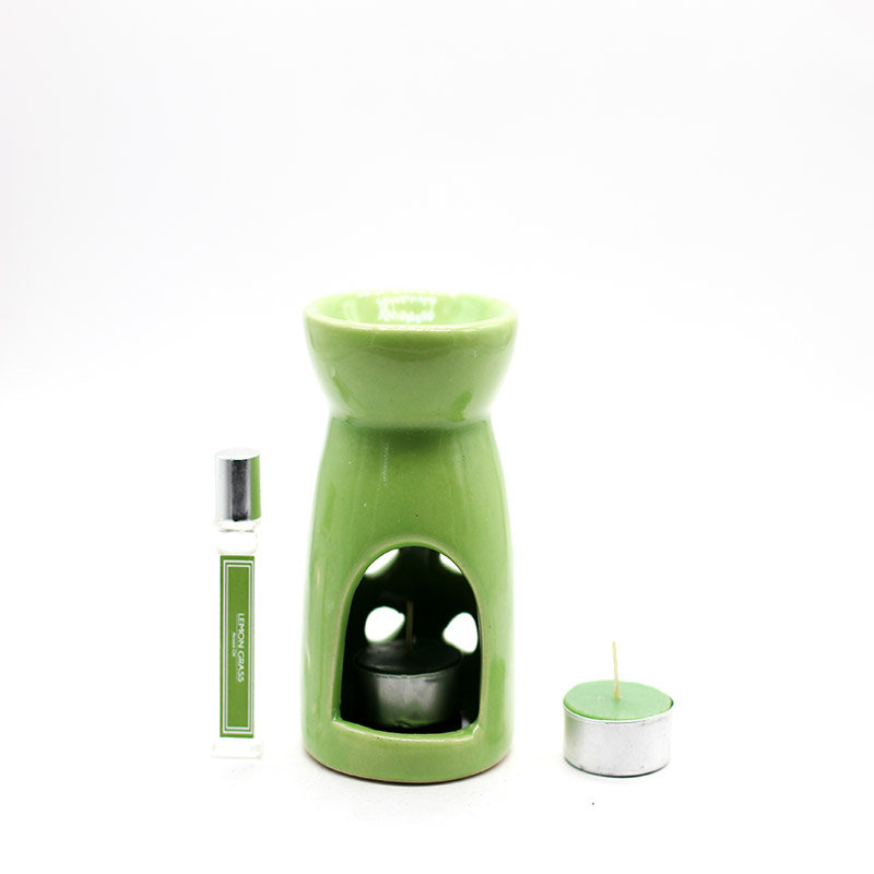 Aroma Diffuser - A Product of Lemongrass Oil Diffuser Gift Set