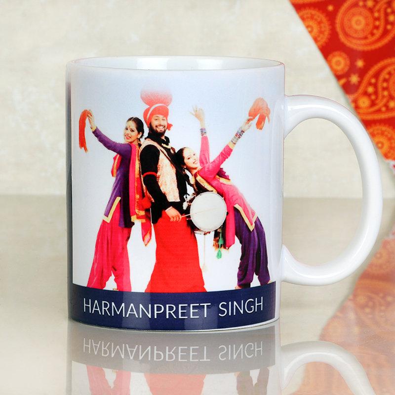 Lohri Custom Coffee Mug