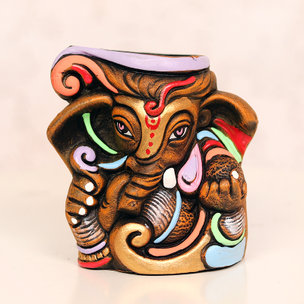 Lord Ganesha Pen Stand