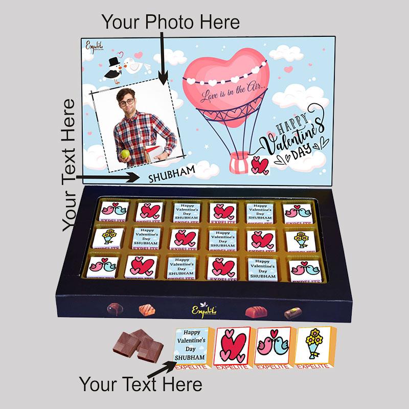 Love Custom Choco Box