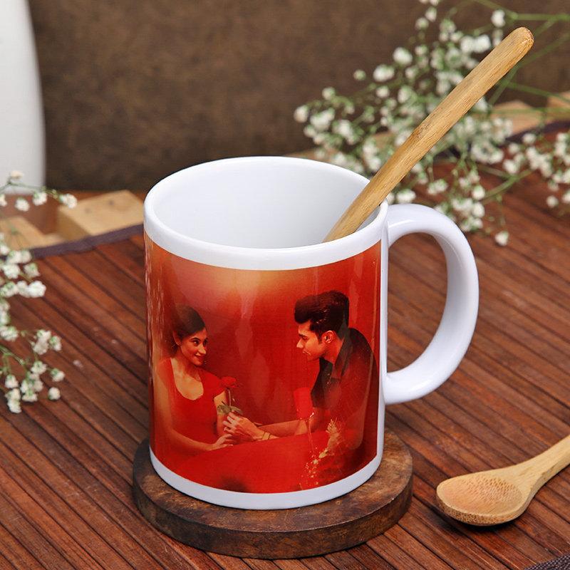 Love Darling Custom Mug