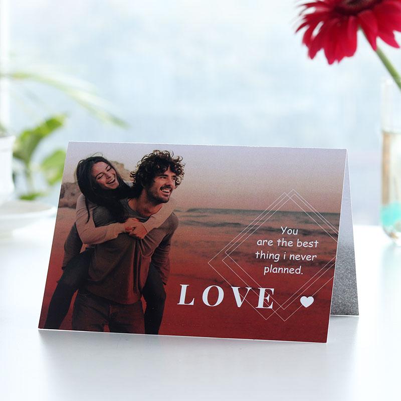 Love Folding Greeting