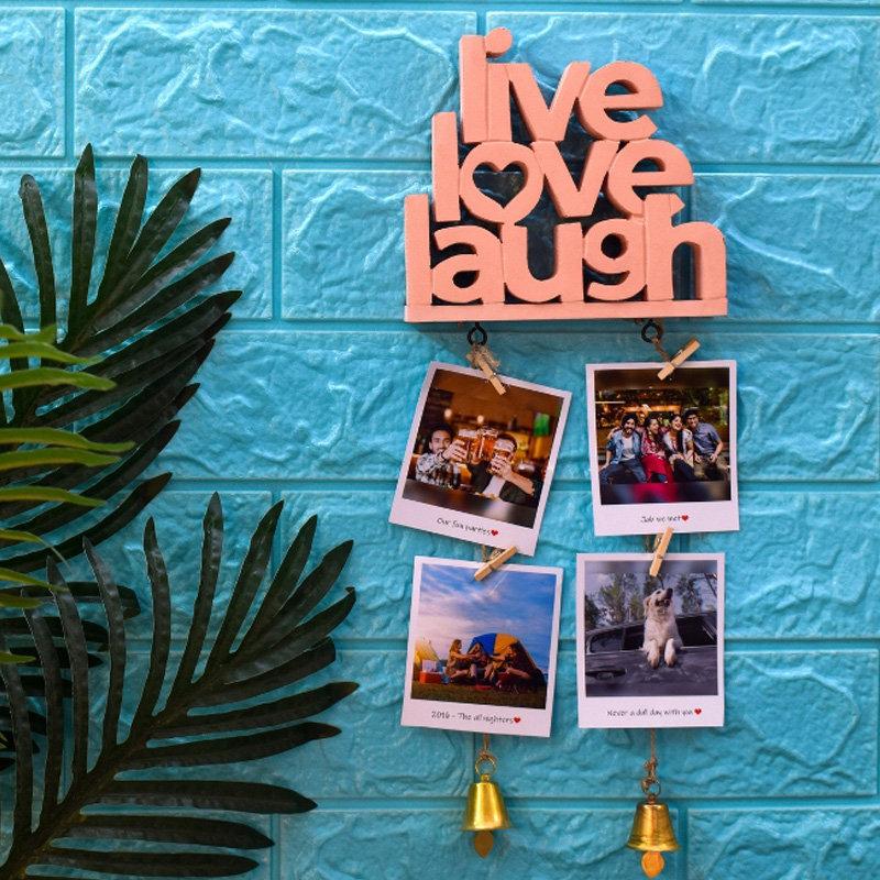 Love Memories Photo Strings