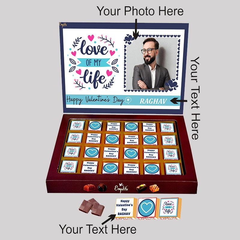 Love Of Your Life Chocobox