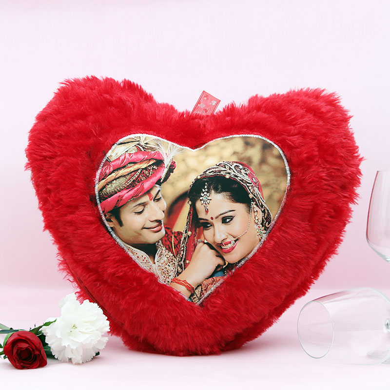 Love Pillow - Pillow With Photo