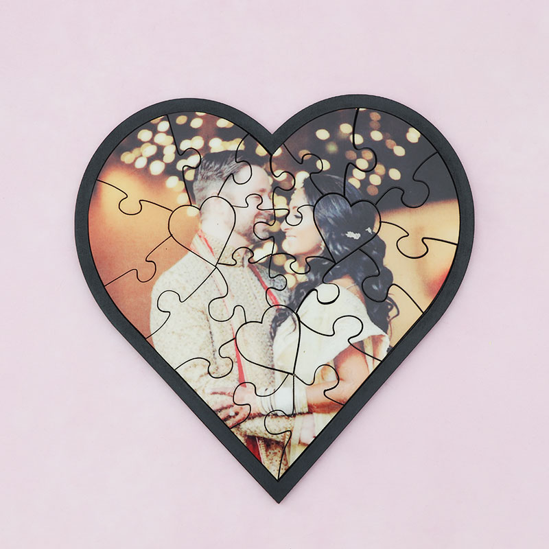 Love Quest - A Personalised Puzzle Gift