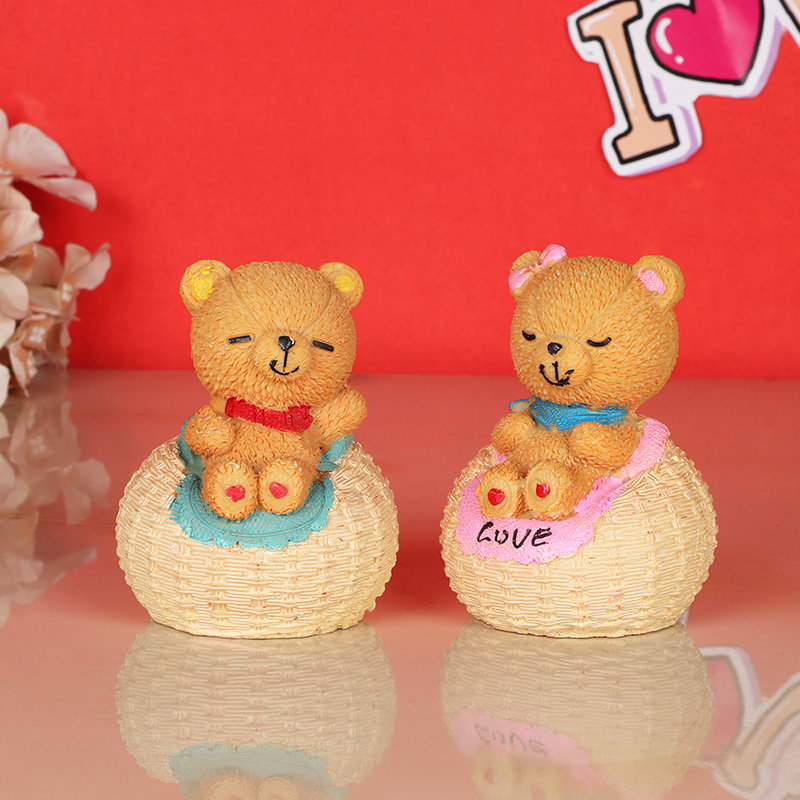Cute Teddy Bear Set Gift