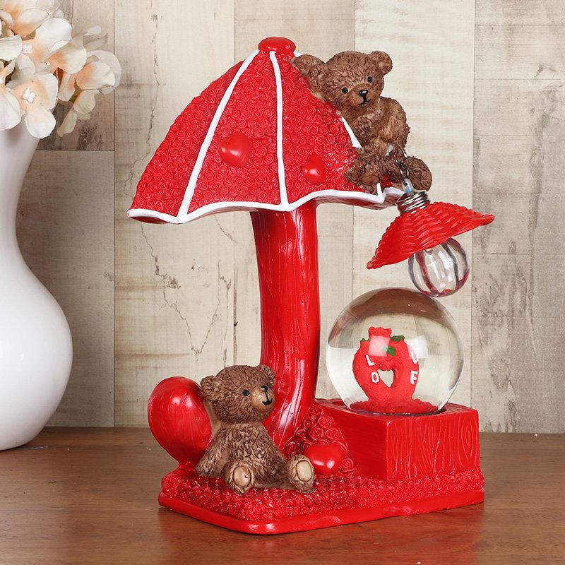 Love Under An Umbrella - A cute valentine Gift