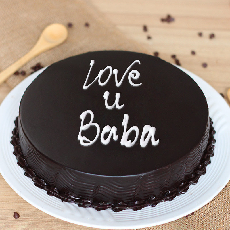 Love You Dad Cake