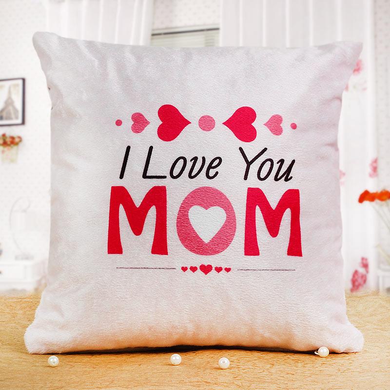 Love You Mom Cushion