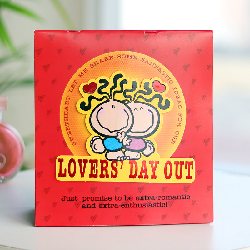 Lovers Day Greeting Card